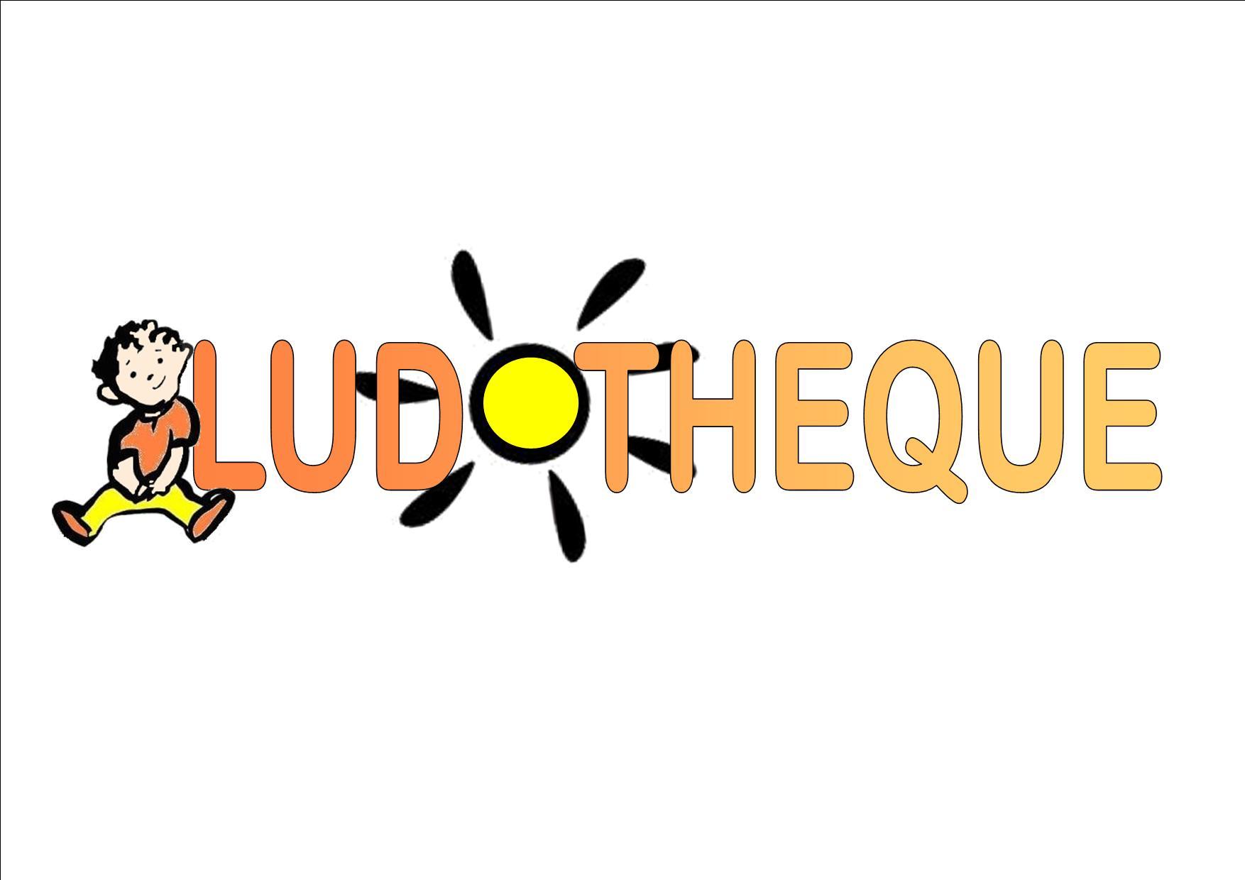 logo ludoTHEQUE ST ZACH